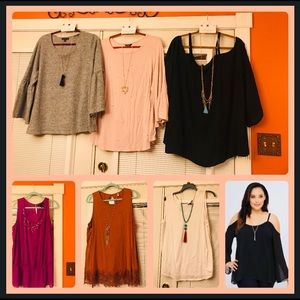 Tops - Nice!! lady's Bundle Deal of tops